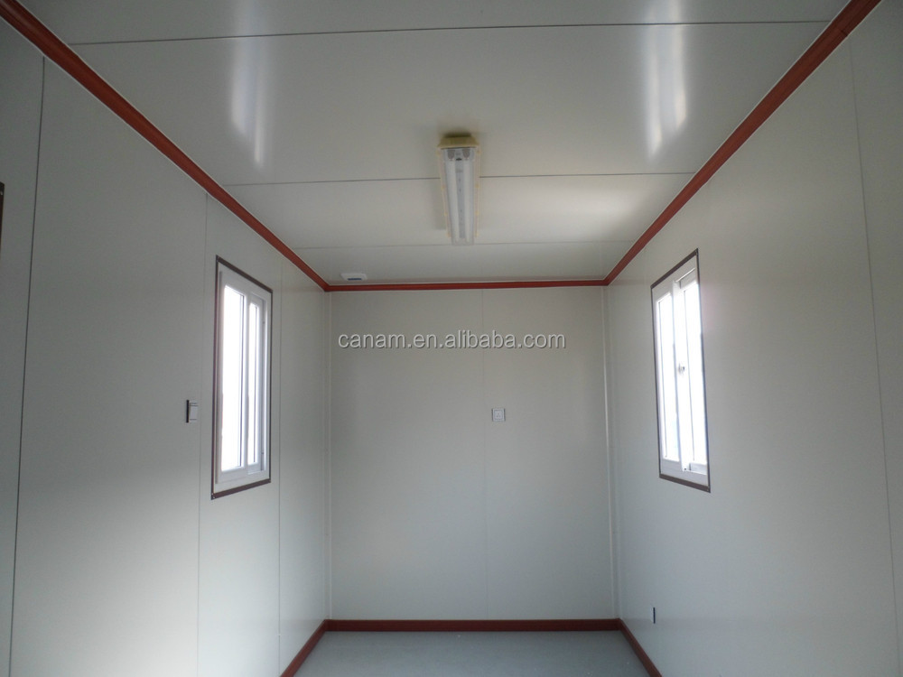 CANAM-easy installation prefabricated container house for sale