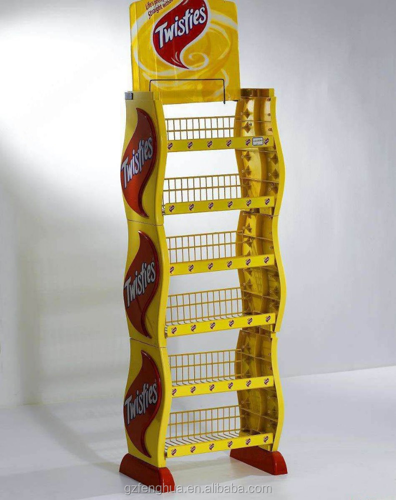 book snack counter candy racks countertop rack display