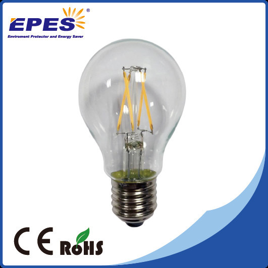 high lumen tungsten filament candelabra led bulb ,4w ce rohs unique designed smd e27 led bulb