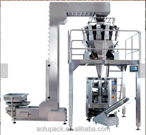 Automatic muesli/oat flakes/oats doypack packing machine