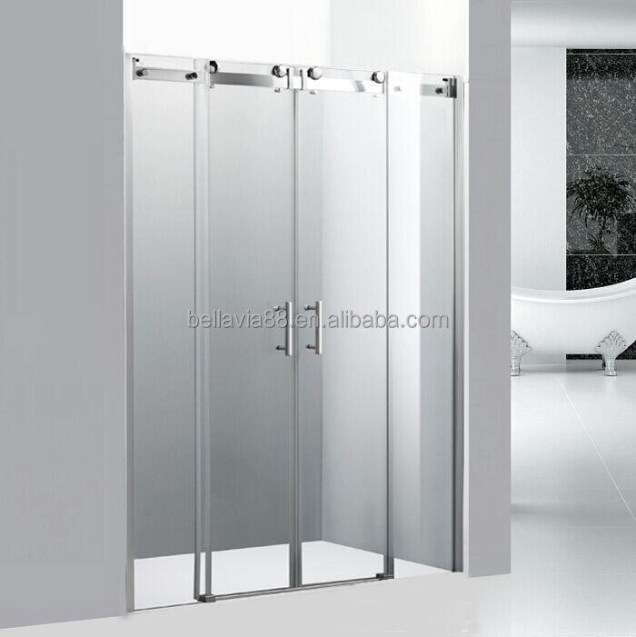3 Doors Glass Sliding Shower Door Buy Shower Doors