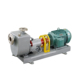ZW type self suction low volume high pressure high lift water pump