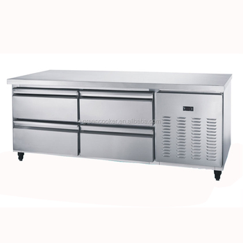 Pleasing 4 Drawers Stainless Steel Commercial Refrigerated Workbench Buy 4 Drawers Stainless Steel Commercial Refrigerated Workbench 4 Drawers Stainless Andrewgaddart Wooden Chair Designs For Living Room Andrewgaddartcom