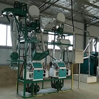 wheat grinding machine/small grain mill/wheat flour mill price