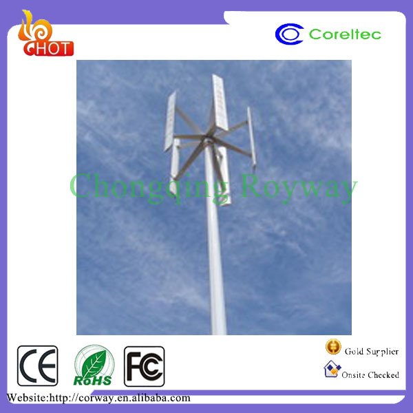 Hot Sale Low Noise 220V-240V Vertical 1000watt 220 Volt Wind Generator