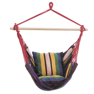Outdoor and Indoor Porch folding Swing Hanging Hammock Chair For Space saving