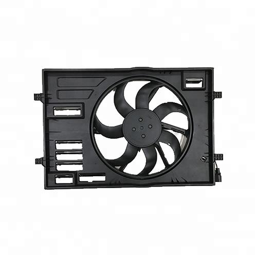 Auto Engine Radiator Cooling Fan For VW 5Q0121203