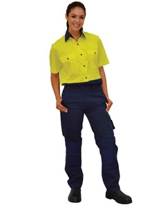 summer shirt And Pants Workwear For Factory Worker Uniform Overalls