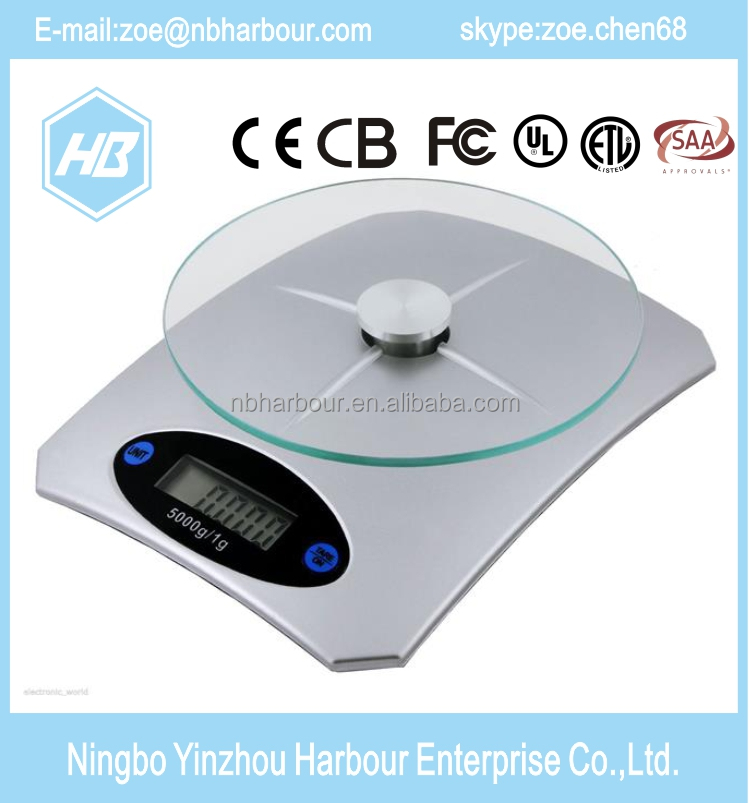 hot selling electronic digital kitchen scale for retail at price