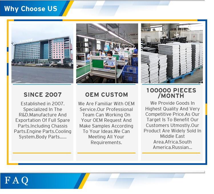 Alta qualità e buon prezzo gu-7470 giunto universale per il camion