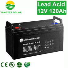 VRLA AGM 12v 120ah traction battery price