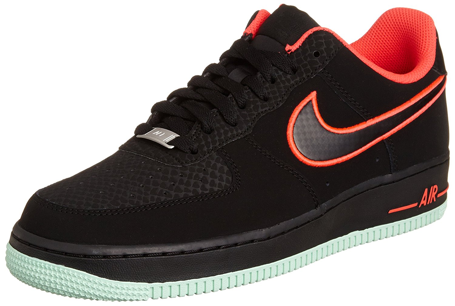 on sale 46ea0 e0791 Get Quotations · Nike MenS Air Force 1 Low Casual Shoes