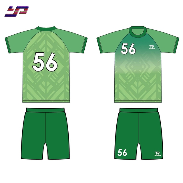 custom dry fit soccer uniform custom guangzhou sport jersey soccer