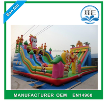 2017 new design Inflatable Bouncers,Inflatable Jumping Castle for Outdoor