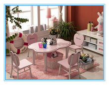 Princess Table And Chiar Kids Small Table And Chair