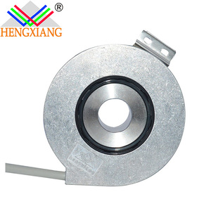 300mm hole encoder K76 30mm hollow shaft rotary RS422 DC5V line driver