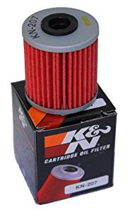 2010-2010 SUZUKI 450 RMX450Z K&N OIL FILTER KAWASAKI, Manufacturer: K&N, Manufacturer Part Number: KN-207-AD, Condition: New, Stock Photo - Actual parts may vary.