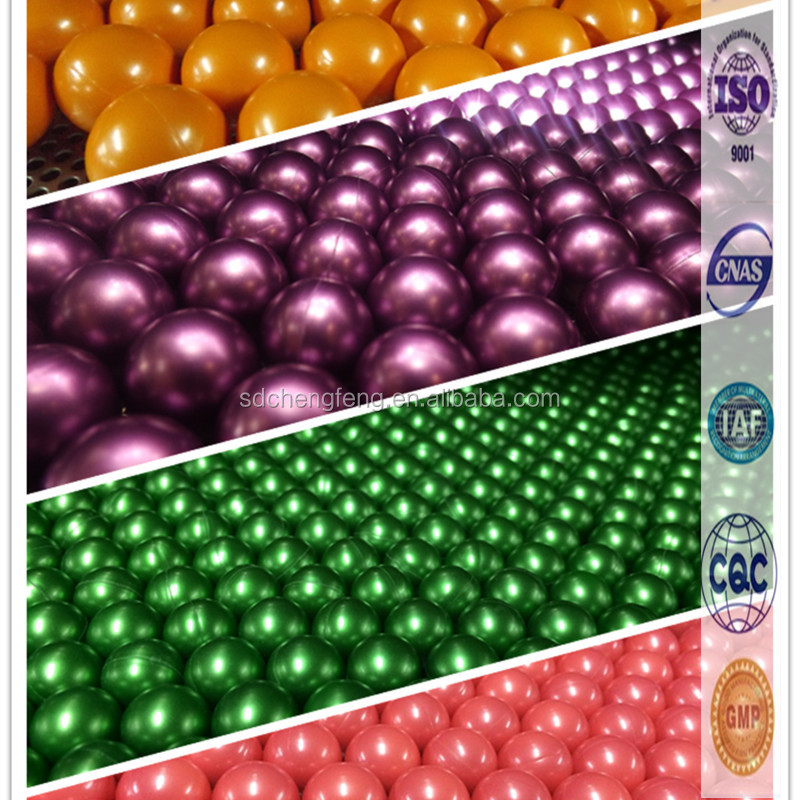 Colorful CS high quality & best price 0.68 caliber Oil paintballs for shooting gun