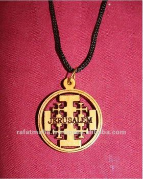 Religious laser cut wood charm pendants buy charm pendantwood religious laser cut wood charm pendants aloadofball Image collections