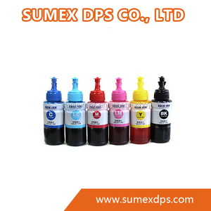 CISS Refill Dye Ink for Epson L800 L805 L1800 and other L series Desktop Printer