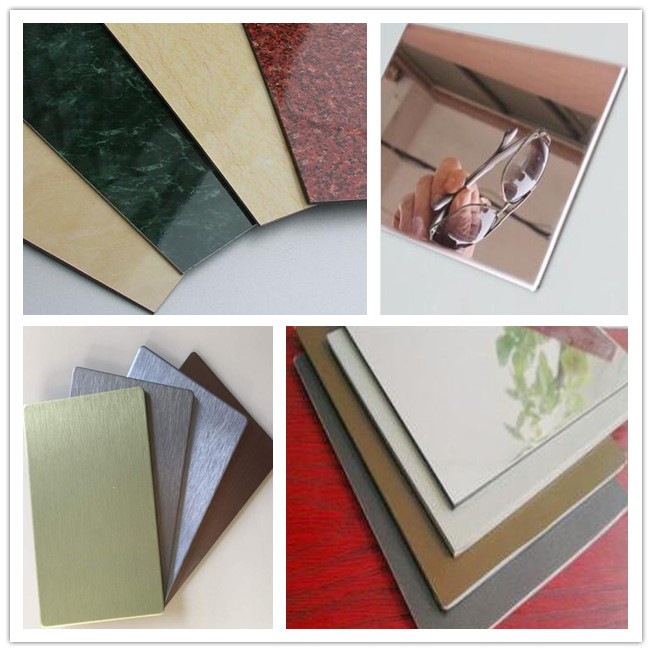 Rocky Fireproof Aluminum Composite Panel