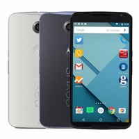 "Original 3GB RAM 32GB ROM 4G GPS WIFI Unlocked Moto Google Nexus 6 XT1103 Mobile Phone 5.96 ""Touch Screen"