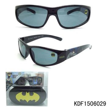 4b3903189a4 F J brand custom logo boy plastic glasses batman style cartoon black  sunglasses for kids