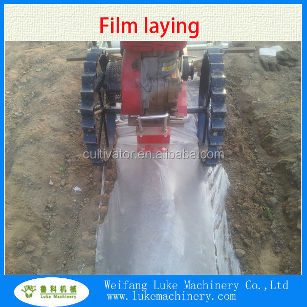 1m width available plastic mulch layer for strawberry fast operation