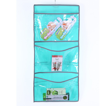 Hanging Jewelry Pocket Organizer Wall Hanging Storage Pockets Buy