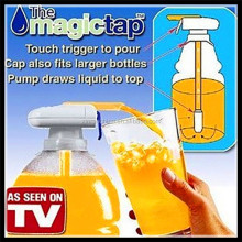 Magic Tap The spill proof automatic drink dispenser As Seen On TV Magic Tap