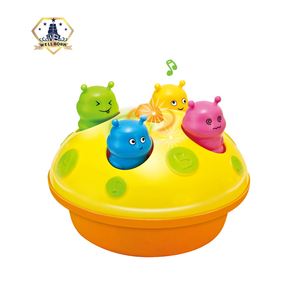 Educational Whack a Mole Hitting Game Funny Musical Toy
