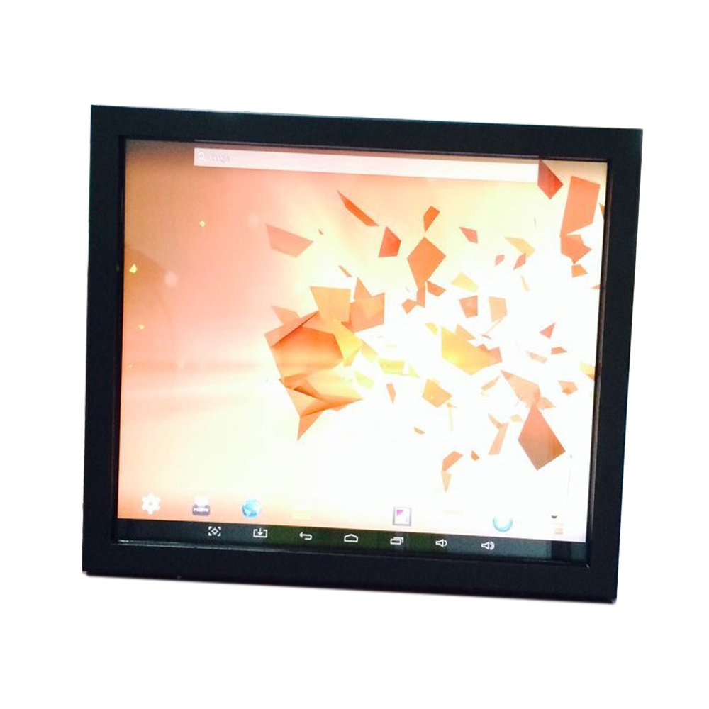 Laptop LCD 17 inch 1280*1024 Open Frame Touch Screen Monitor Alles In Een Android