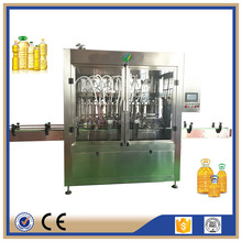 High Speed Olive Oil Filling Equipment Auto12 Nozzles Plasitc Glass Bottle Filling Machine