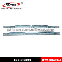 35mm automatic lift table slide for dining table
