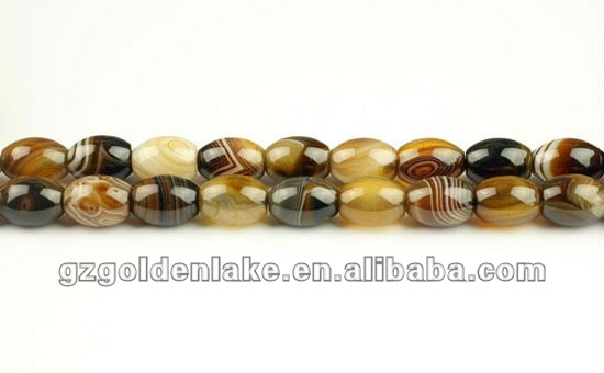 Strip Agate Gemstones