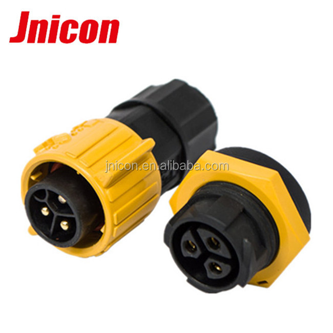 2pin Holes Automotive Car Waterproof Connector Amp Plug Socket Male And Female Waterproof Connector Wire Connector Let Our Commodities Go To The World Lights & Lighting
