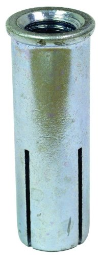 Simpson Strong Tie DIA37 Simpson Strong-Tie Carbon Steel Drop-In Anchor 3//8-inch Rod 1-1//2-inch body 50 per Box