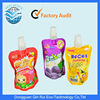 corn shape packaging bag