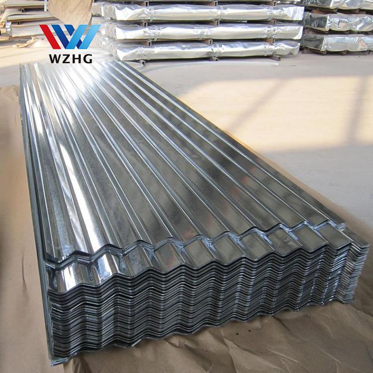 China Supplier Corrugated Aluzinc Sheet / Galvalume Sheet/ Zinc Aluminum  Roof Exported To Malaysia - Buy Zinc Aluminium Roofing Sheets,Galvalume