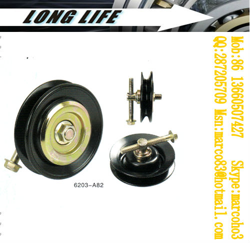 China Factory Tensioner Pulley 16603-0w010 For Toyota Land Cruiser ...