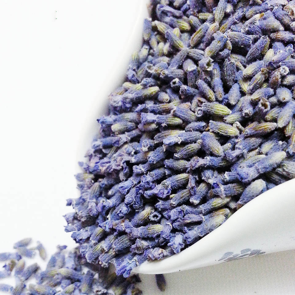 herbs and spices health tea organic dried lavender