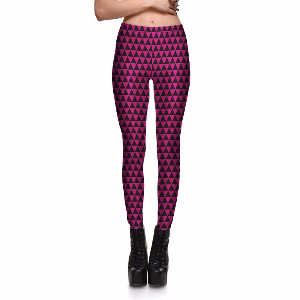 Moshiner Leggings Polyester Spandex Latest Custom Made 3D Summer Sublimation Tights Summer Fahion Printed Leggings for Women