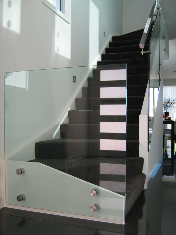 Plexiglass Stair Railing, Plexiglass Stair Railing Suppliers And  Manufacturers At Alibaba.com