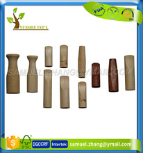 Different Size Shape Disposable Wooden Holder Cigar Filter Cigarillos Mouthpiece Cigarette Tip