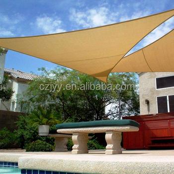 Beau Triangle Sun Shade Sail Garden Awning Net Canopy Sun Shelter,Solskugga  Segla,Vela Da