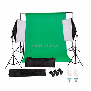 Photographic Equipment 50x70cm Softbox Soft Box With E27 Lamp Holder Socket Soft Cloth For Photography Studio Light