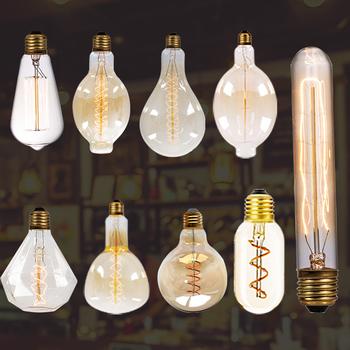 Wholesale Edison Decorative Lamp Led Light Tubular Vintage Giant Edison Bulb Buy Edison Bulb 100 Watt Edison Bulb Edison Light Bulb Vintage Product