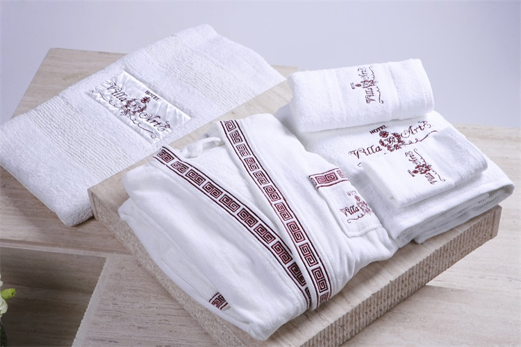 Free Sample Luxury Collection Turkish 100% Cotton 5 Star Hotel White Bath Towel With Logo