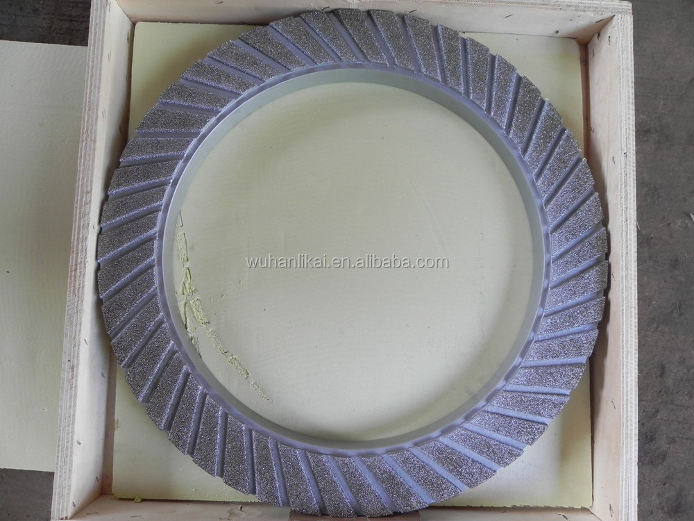 for brake lining diamond shape drum grinding abrasive grinding wheel