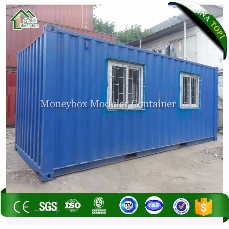 20ft 40ft customized shipping container house pods with stair croatia container house